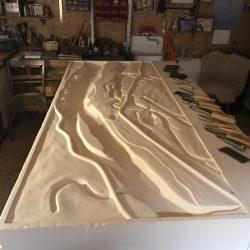 Platte im Bau2
